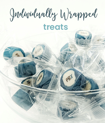 Individually Wrapped Treats